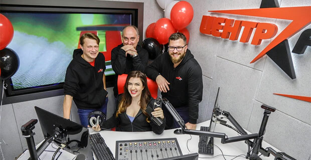 Радио «Центр FM» – 1 год - Новости радио OnAir.ru