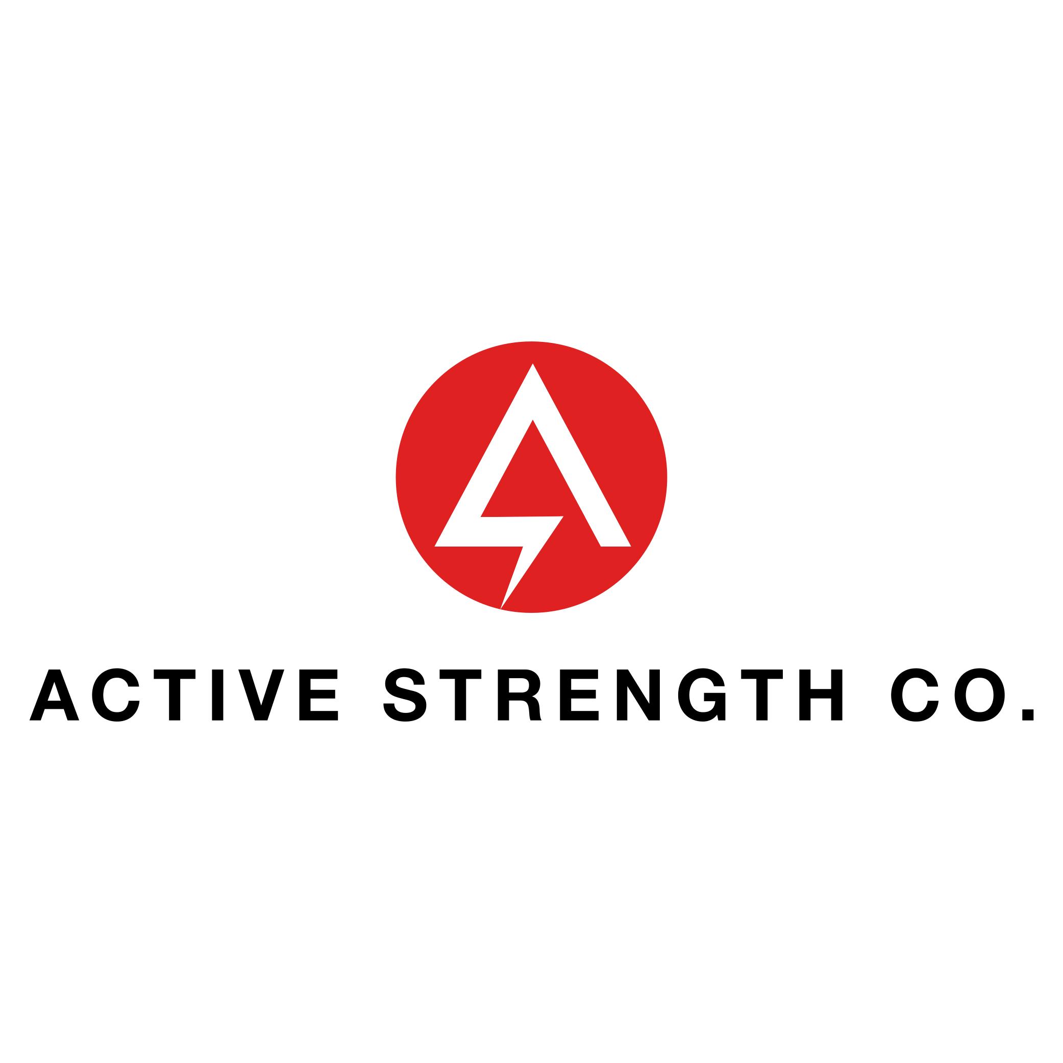Active Strength Co logo