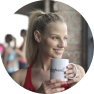 Blonde fitness review icon