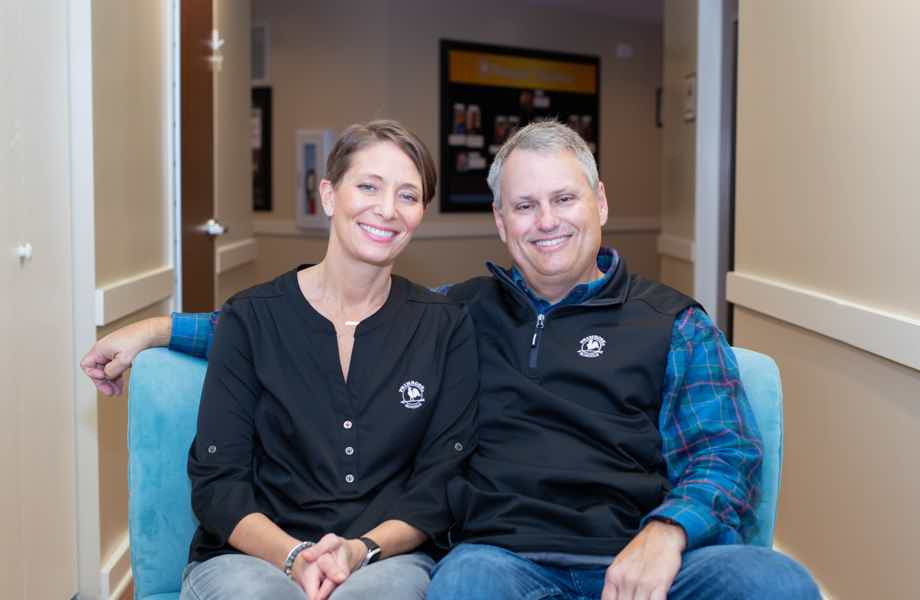 Robert and Samantha Martin, Franchise Owners