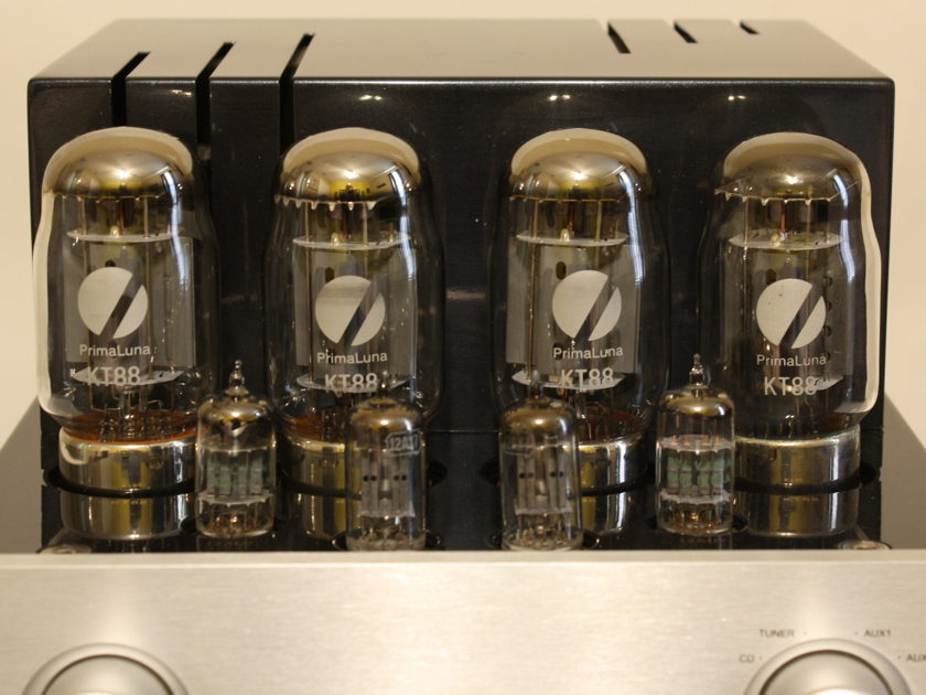 PrimaLuna Prologue 2 Integrated Tube Amp. Financing Available.
