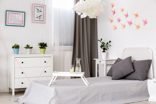 Hamburg - Teen bedroom ideas – practical and personal
