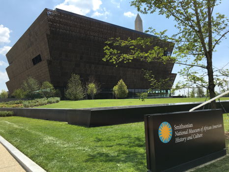 Four Tickets to National Museum of African American History and Culture