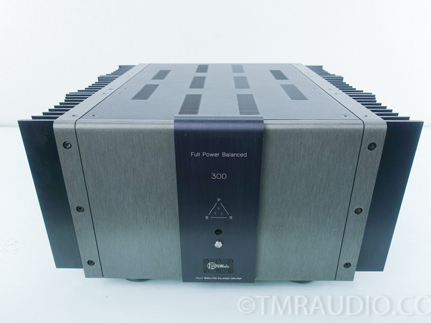 Krell FPB 300 Stereo Power Amplifier (9174)