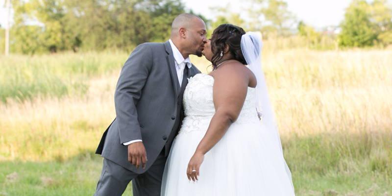 Backyard LoveStream Wedding