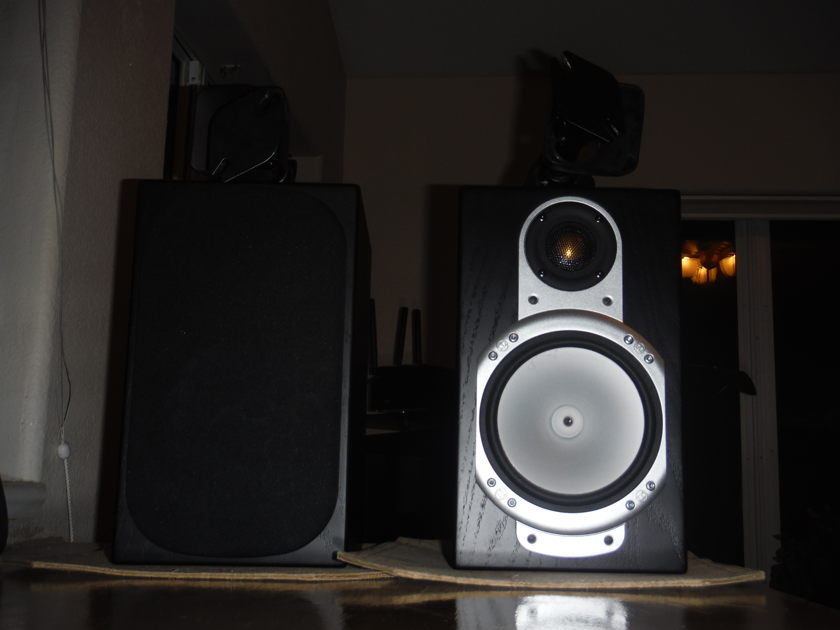 Monitor Audio  Silver - RS1 with Pro Audio Mounting Brackets  9/10