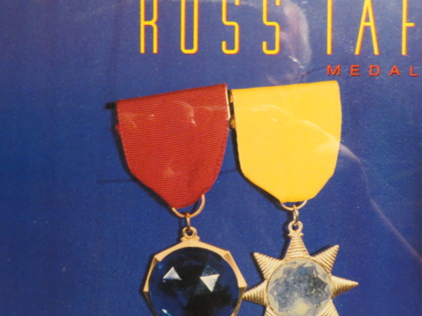 RUSS TAFF - MEDALS SEALED