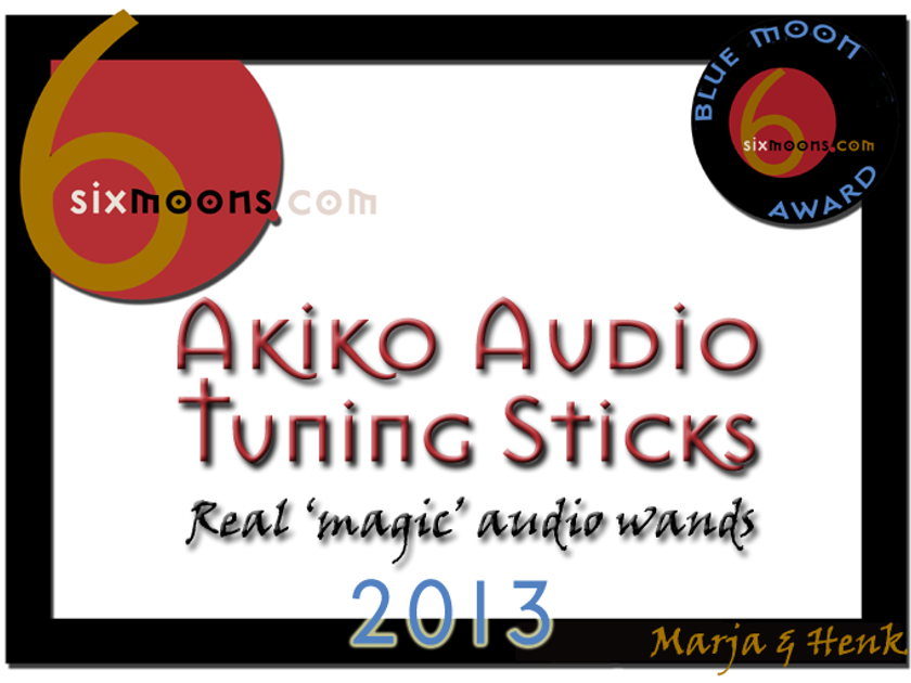 New! -- Akiko Audio -- USB Tuning Stick -- (Free Trial and Free Worldwide Shipping at JaguarAudioDesign.com)