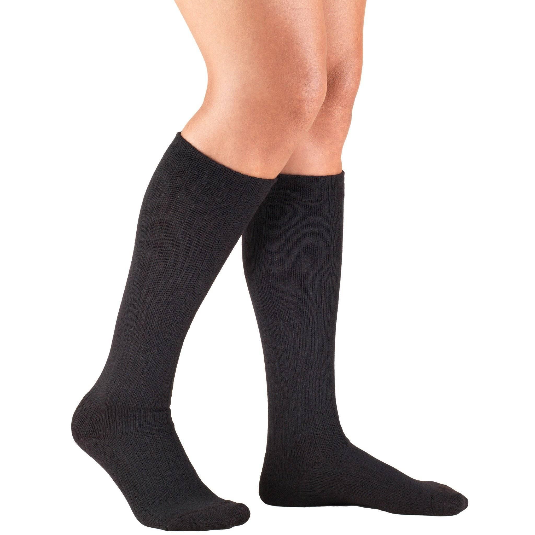 Ladies' Knee High Casual Socks