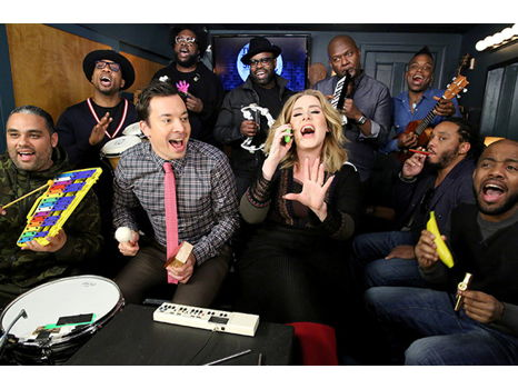 Two VIP Tickets to The Tonight Show starring Jimmy Fallon and a Meet 'n' Greet with The Roots