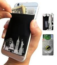 phone wallet US City by gecko travel tech