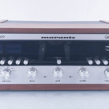 2240 Vintage Stereo Receiver
