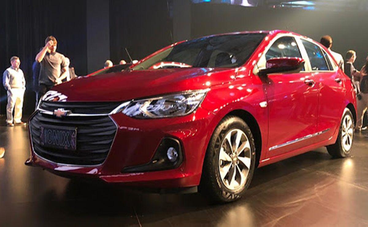 carros mais vendidos em 2019
