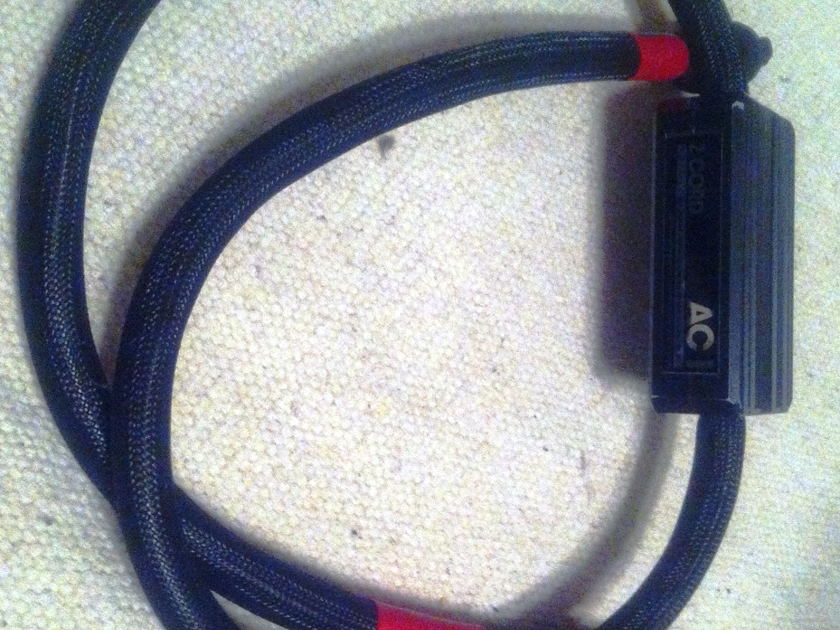 MIT Oracle AC1 AC cable for Europe/Asia only; SHUKO plug, warranty