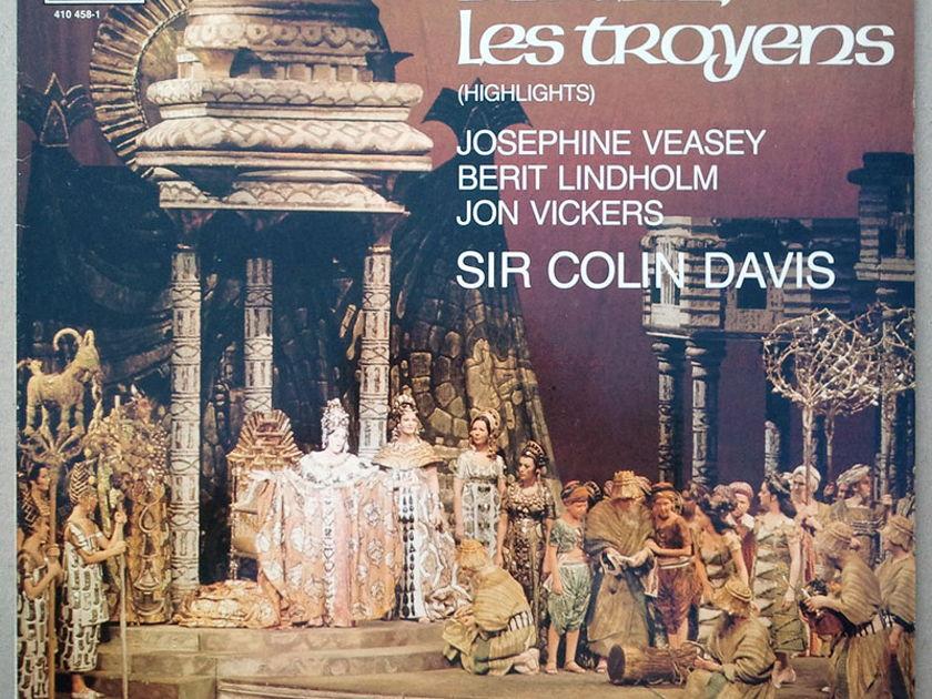 PHILIPS | DAVIS/BERLIOZ - Les Troyens (The Trojans) / NM