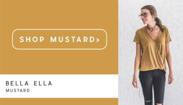 shop mustard fall colors