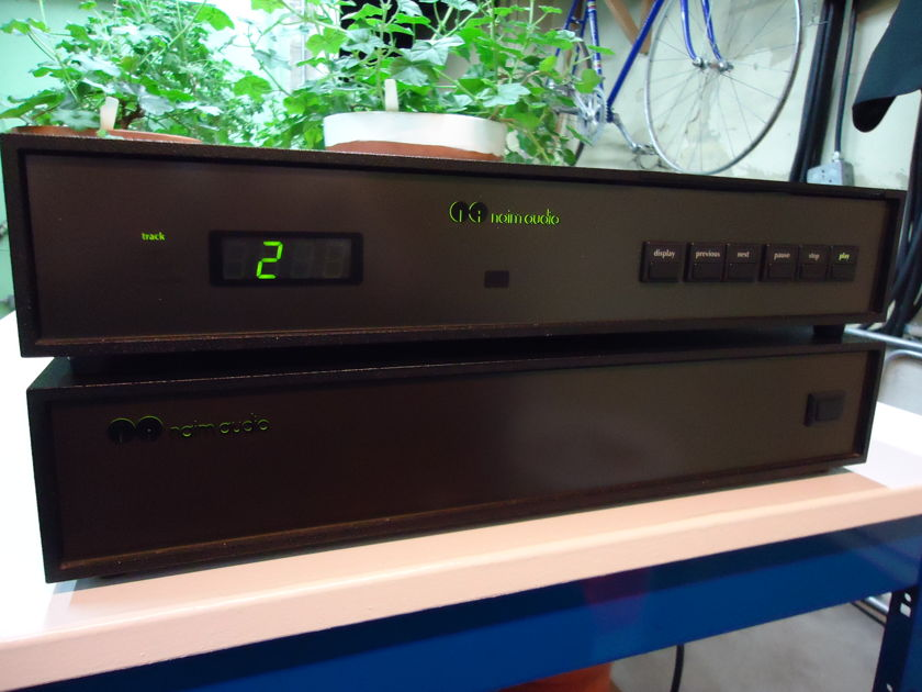 Naim Audio CD-S2 CD Player
