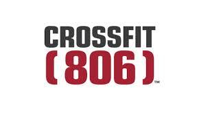 CrossFit 806 logo