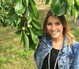 Melissa Souto - Souto Farms Fresh BC Fruit