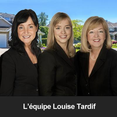 L'équipe Louise Tardif