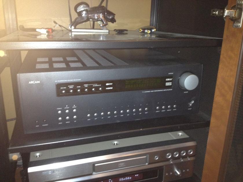 Arcam AVR-350 world class sound - 2.0 to 7.1!