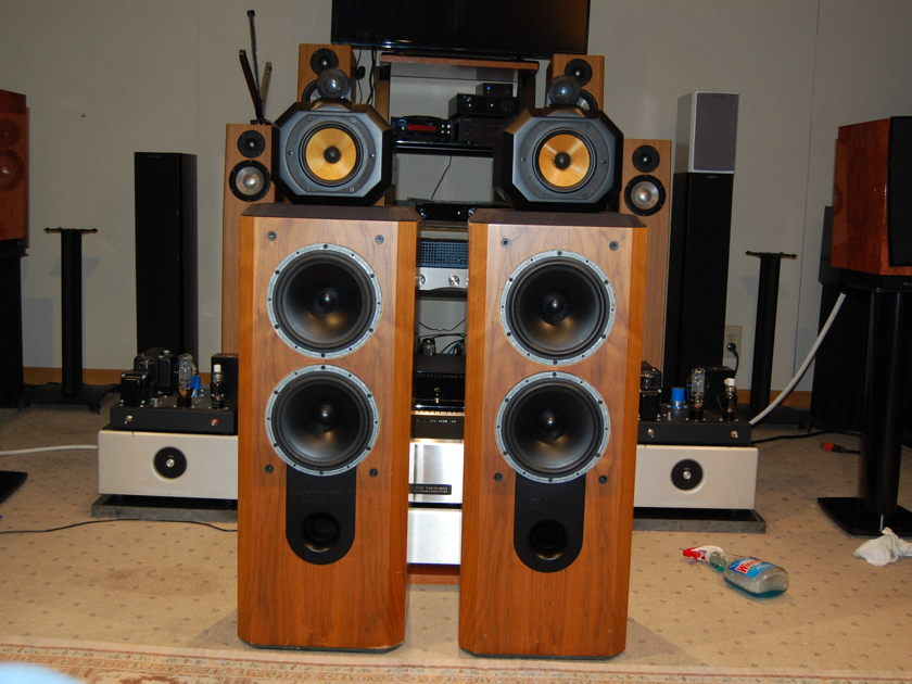 Bower and Wilkins BW 802 Series lll Loudspeakers