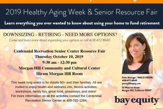 Healthy Aging Week & Senior Resource Fair