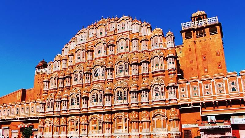 Palace of Winds - Hawa Mahal, Jaipur, India