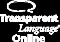 Logo for Transparent Languages