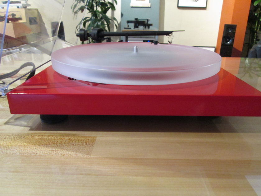 Project Audio Debut mkIII w/ SpeedBox and Acryl-It