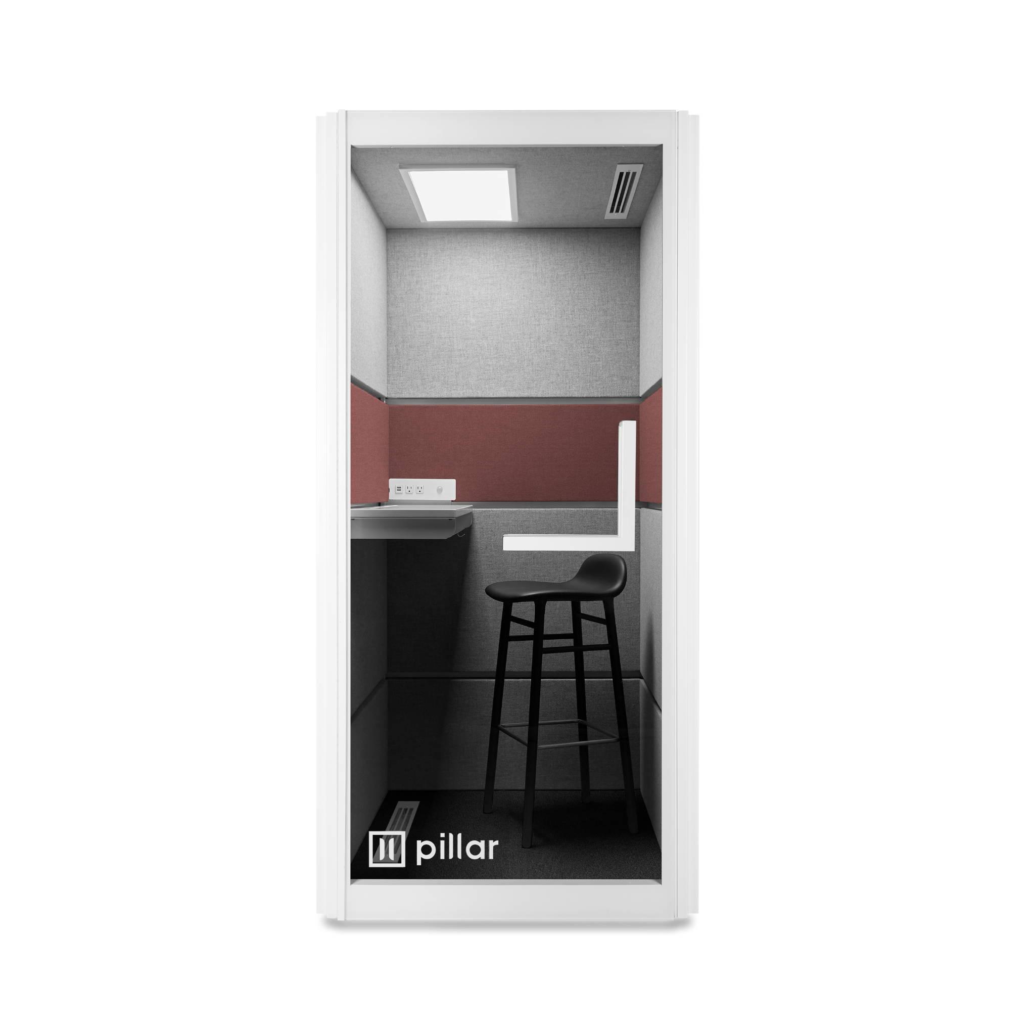 pillar booth sienna panels