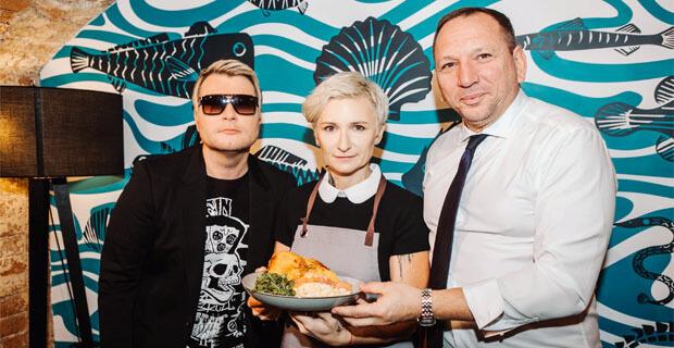 Пресс-завтрак, посвящённый «Золотому Граммофону»: Поп и рок в одной тарелке - Новости радио OnAir.ru