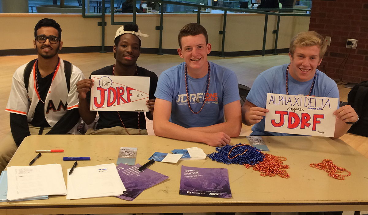 How One Chapter Established JDRF Awareness Day