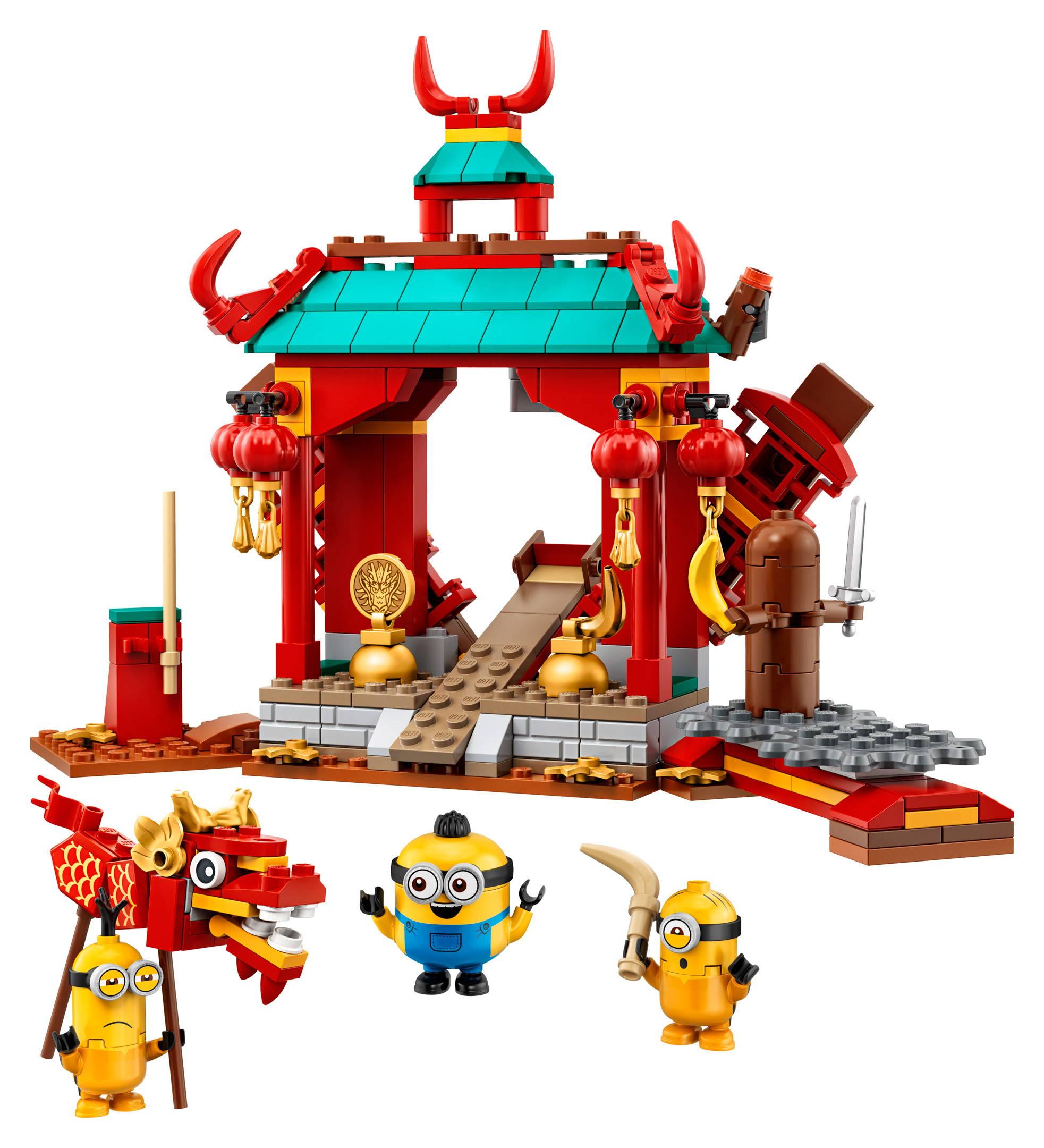 Minions Kung-fu Battle