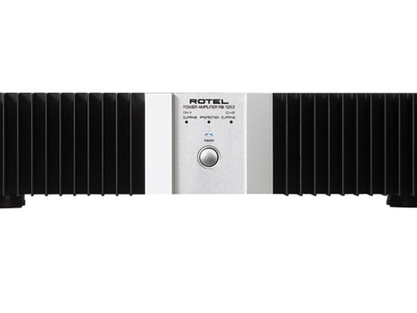 ROTEL POWER AMP RB 1050 FREE SHIPPING
