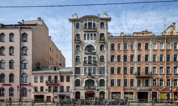 Индивидуальная экскурсия «Хулиганский Петербург»