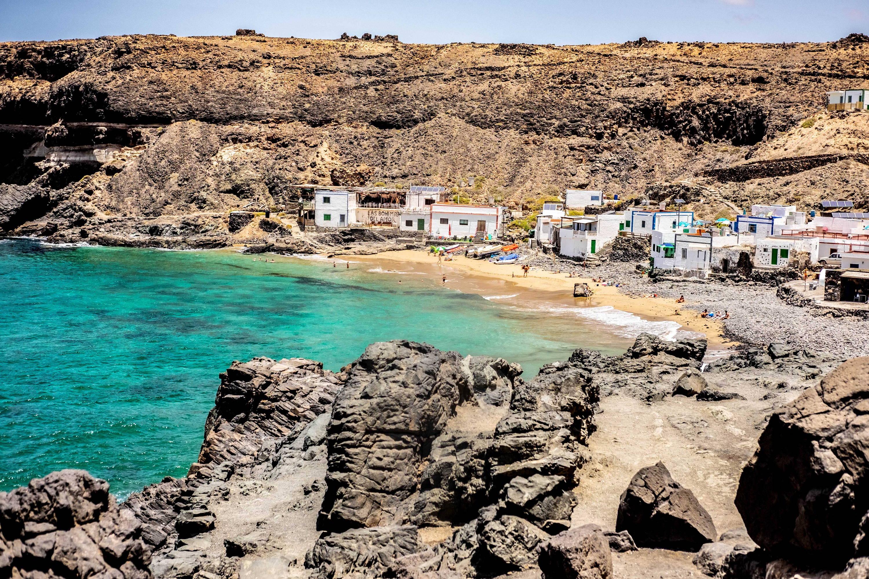 Plage de Los Molinos Fuerteventura