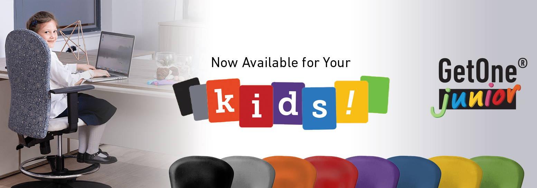Ergonomic Office Chair for Children