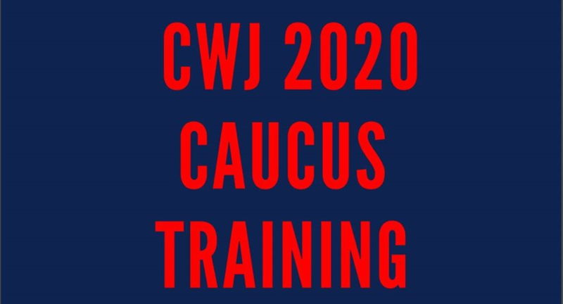 Caucus Training