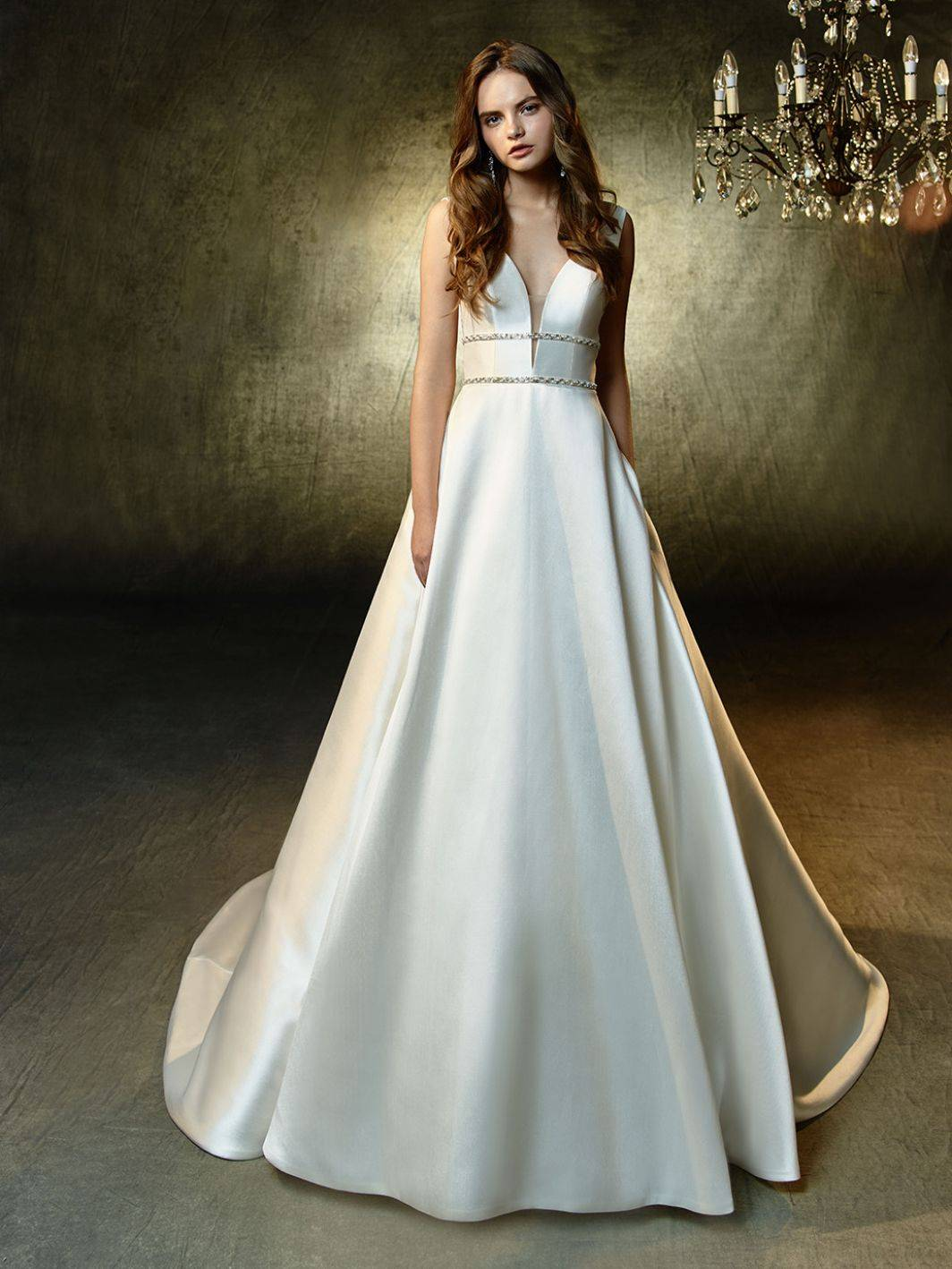 ENZOANI WEDDING DRESS LEANDRA