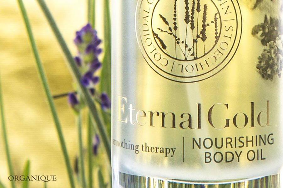 Eternal Gold Nourishing Dry Body Oil