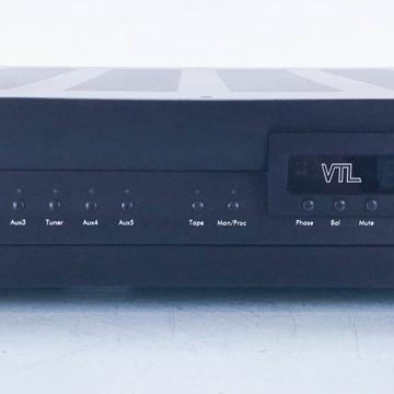 TL-5.5 Series II Stereo Tube Preamplifier