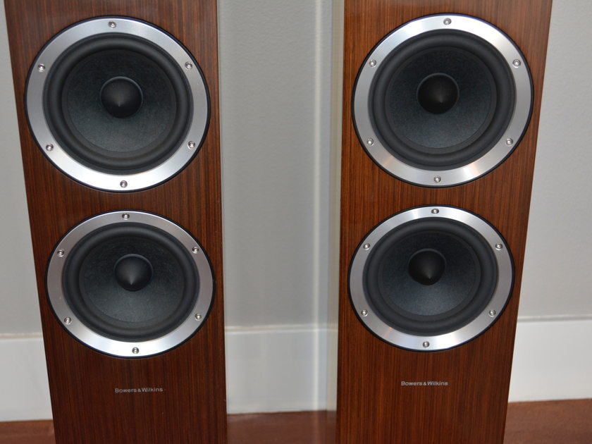 Bowers & Wilkins CM8 in wenge finish -- B&W