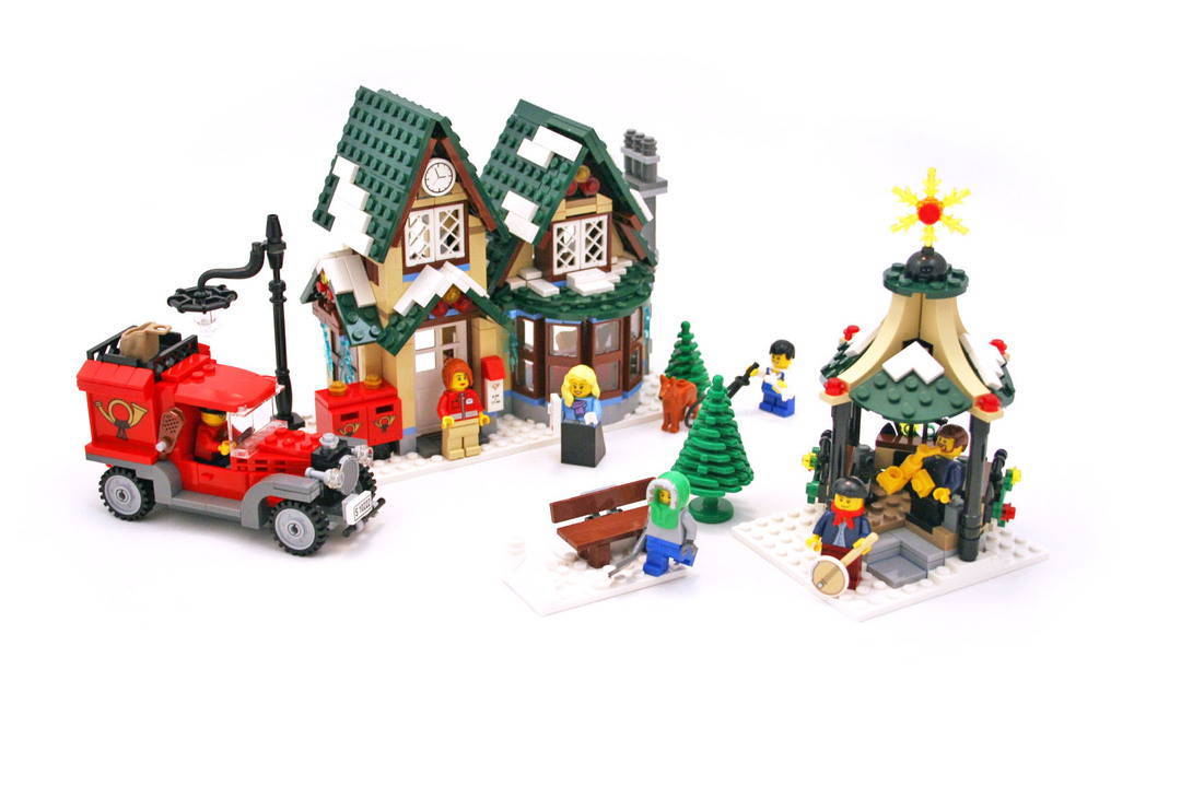 LEGO Winter Village Post Office 10222