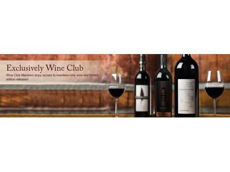 Wine Club Membership & Magnum