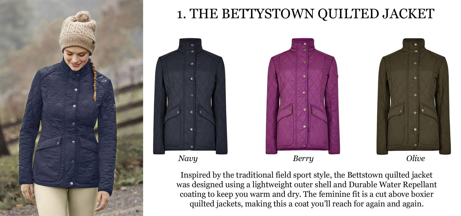Dubarry Bettystown Jacket
