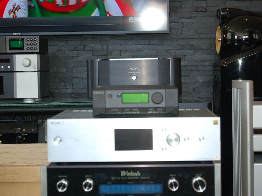 Cyrus Audio 8 DAC 8 Int amp w/dac