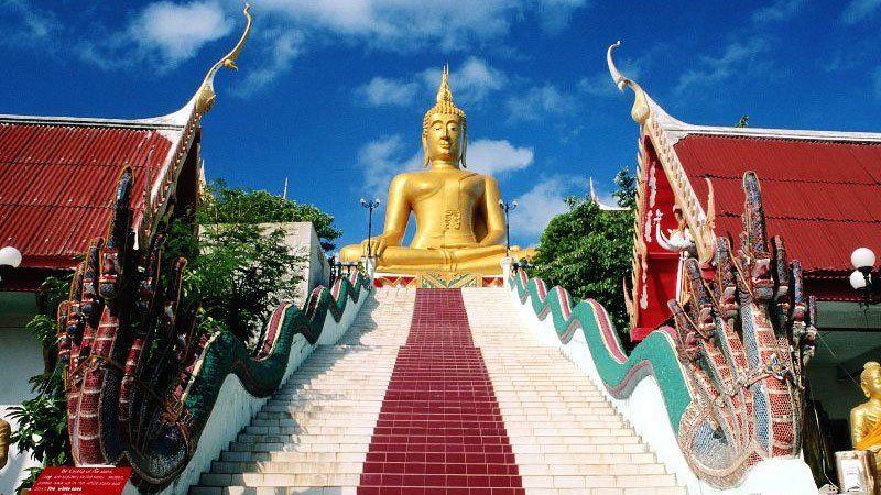 Big Buddha Koh Samui, Samui Island, Thailand