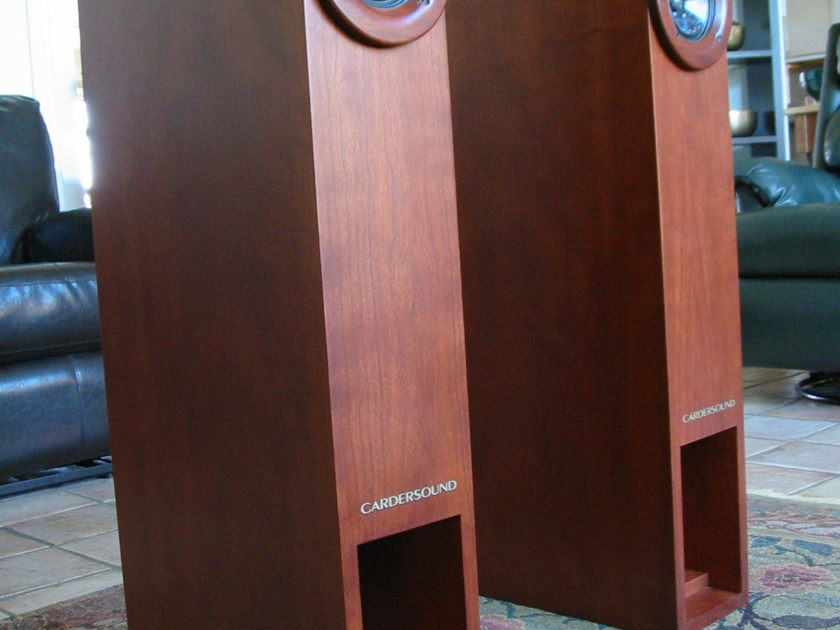 CarderSound Nina  SET Friendly  Full Range Horn Speakers
