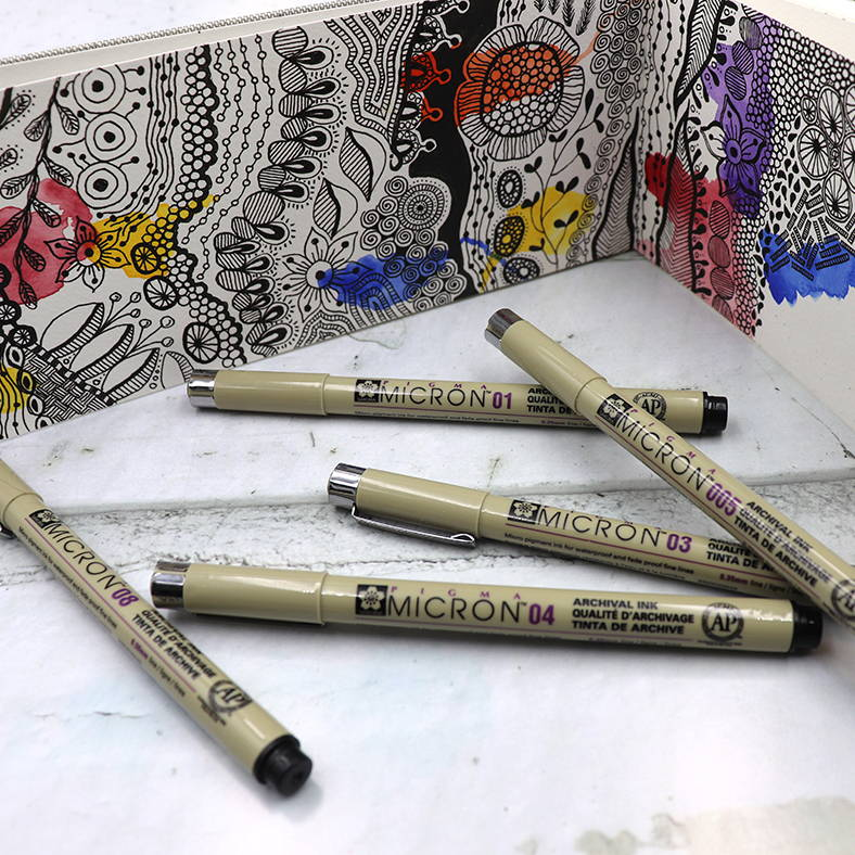 pigma micron drawing pens best in world